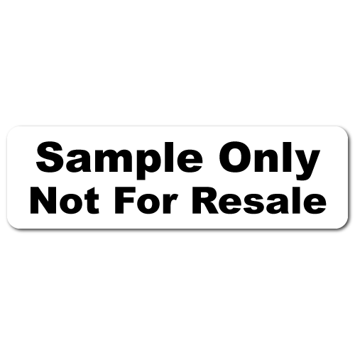 Sample only